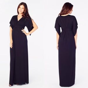 Ingrid & Isabel Kimono Maternity Maxi Dress